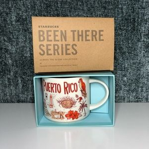 Starbucks Puerto Rico Been There Series Mug